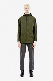 RAINS - jacket - green