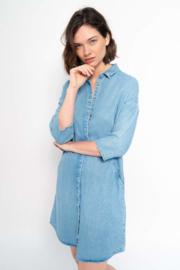 Kuyichi - Mara Dress Light Blue