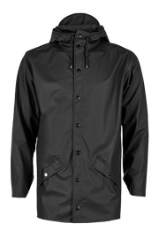 RAINS - jacket - black