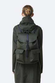 RAINS - Camp Backpack - green