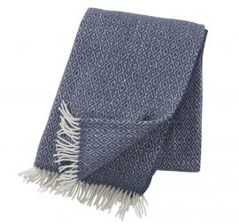 klippan - stella - 100% lamswol - smokey blue