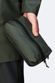 RAINS - Soft Pencil Case Green