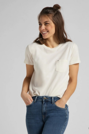 Lee - Relaxed Pocket Tee Shark Tooth