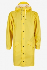 RAINS - long jacket - yellow