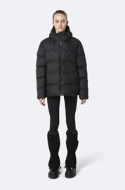 RAINS - Puffer Jacket - Black
