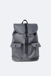 RAINS - Camp Backpack - charcoal