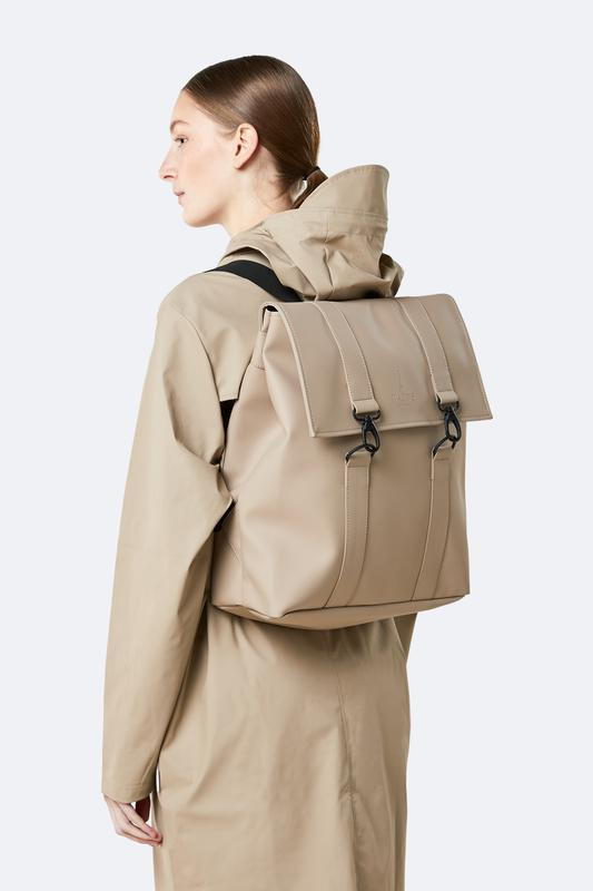 RAINS - msn bag - beige
