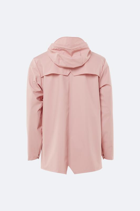RAINS - jacket - coral