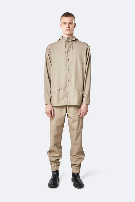 RAINS - jacket - beige