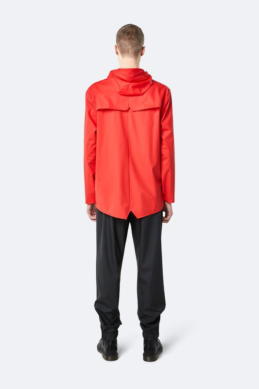 RAINS - jacket - red