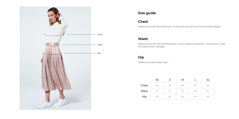 Simple The Brand - Sofie Rok Groen