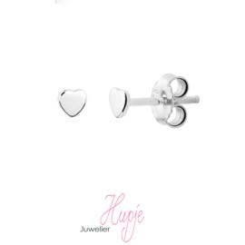 Silberne Ohrringe Anhänger