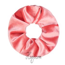 scrunchie color power roze