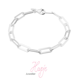zilveren mama armband