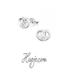 zilveren oorbellen minimalistic studs
