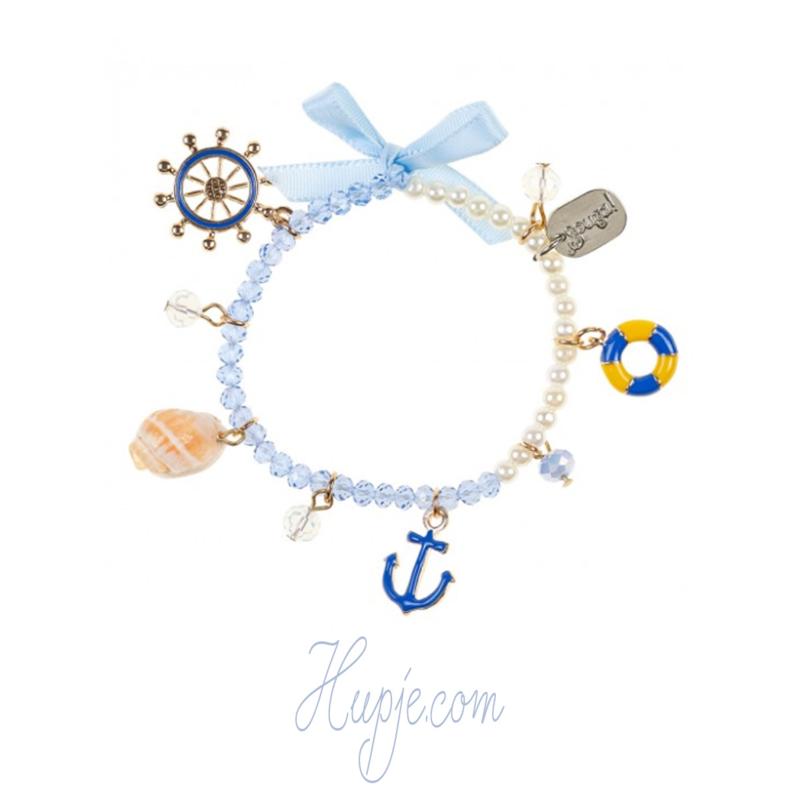 Kinderarmband SOUZA Summertime navy