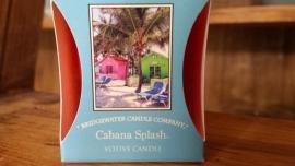 Cabana Splash Geurkaars