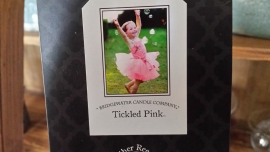 Tickled Pink Geurfles