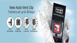 Auto ventilator clip Spring Dress