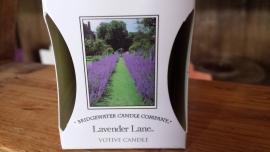 Lavender Lane Geurkaars