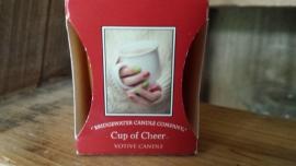 Cup of Cheer Geurkaars