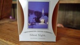 Silent Night Geurkaars