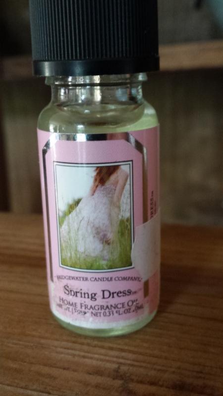 Spring Dress Geurolie