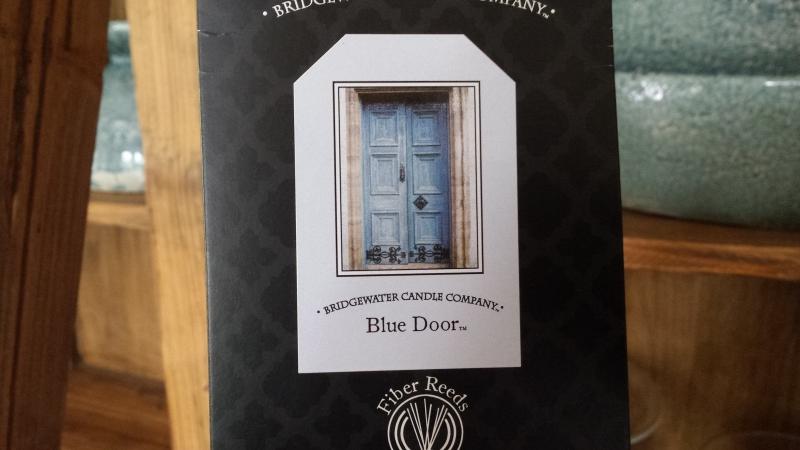 Blue Door Geurfles