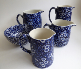Exclusief Burleigh servies Calico