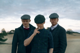 Harris Tweed petten Peaky Blinders