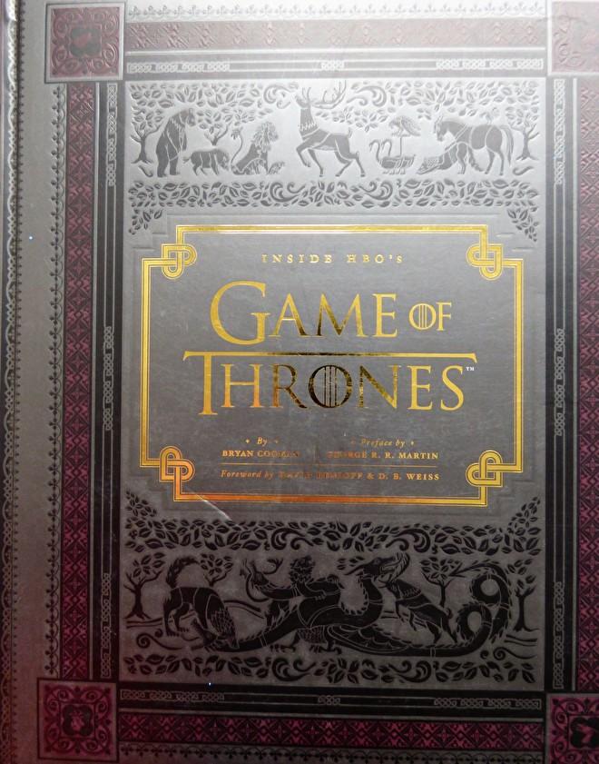 Game of Thrones boek