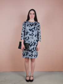 Sylvia Dress 'designer fabric'