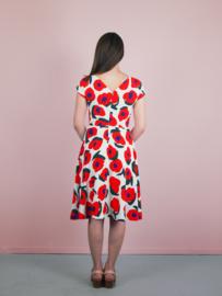 Betsy jurk - bloemen