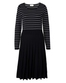 Jumperfabriken Love Dress Black/White