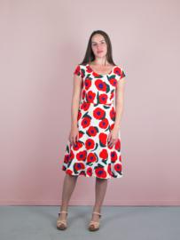Betsy Dress flower print
