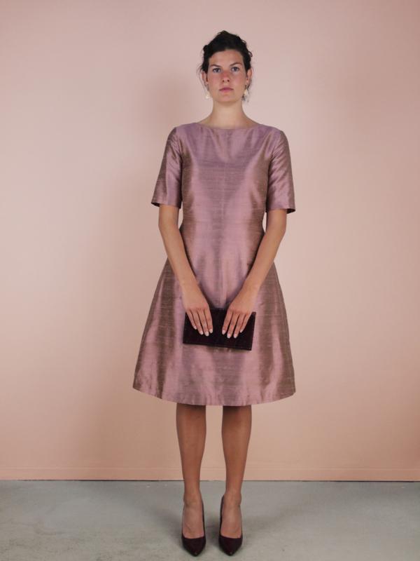 Audrey jurk luxe - maatwerk