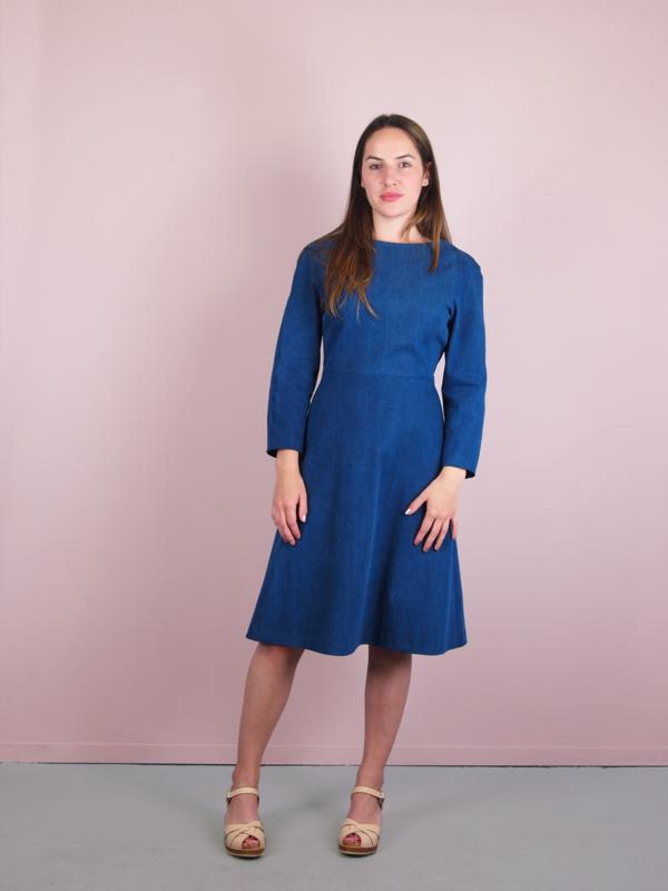 Jacky Dress jeans blue