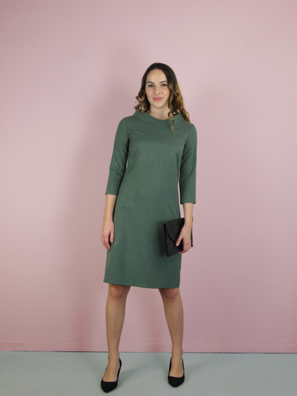 Twiggy jurk - maatwerk