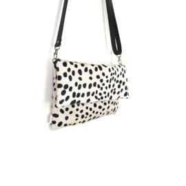 Crossbody bag Annelies - Dalmatian