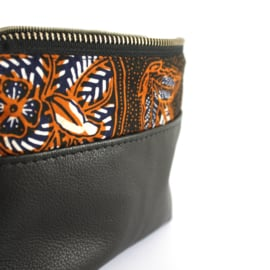Batik etuitje / makeup tasje