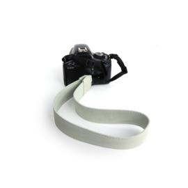 Lederen camerariem - mint groen