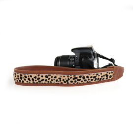 Camerariem Simone  - cheetah | cognac