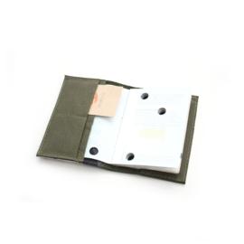 Passport cover Romy - army green