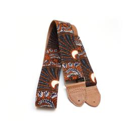 Gitaarband Batik