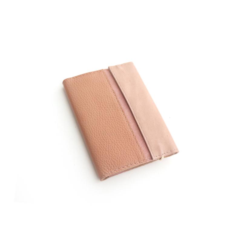 Hoesje voor paspoort en gele boekje | 3 kleuren