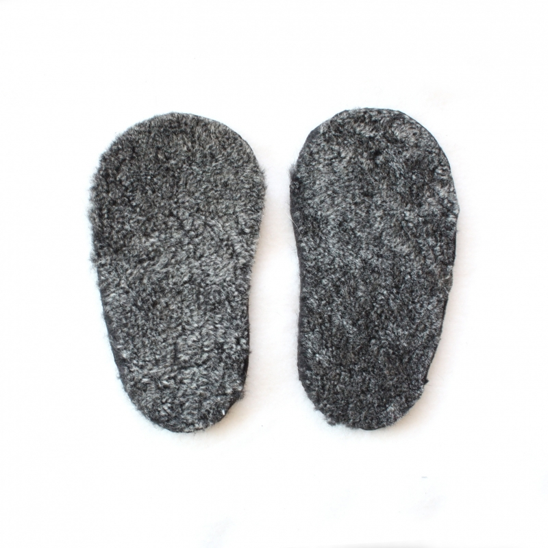 Lamb's wool warm soles
