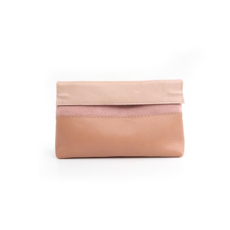Etui - roze tinten
