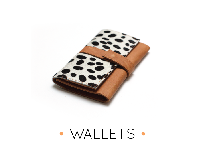 leather handmade wallets