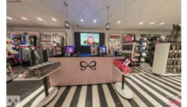 Hunkemoller, virtual retailing