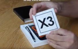 Kijk de instructie film van de VR-i Wireless Charger | Powerbank X3